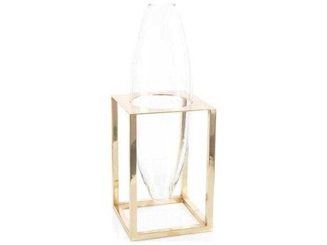 John Richard Oval Glass Brass Stand JRJRA10931