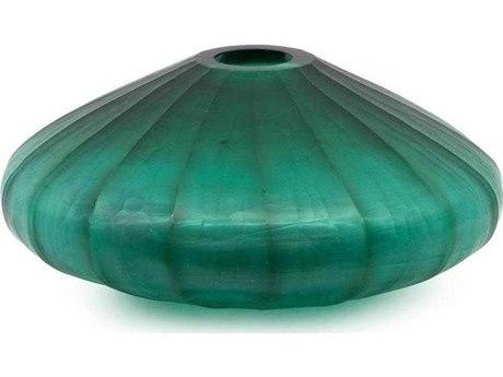 John Richard Hygro Green Vase JRJRA11131