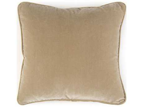 John Richard 20'' X 20'' Solid Green Pillow JRAMP1008A