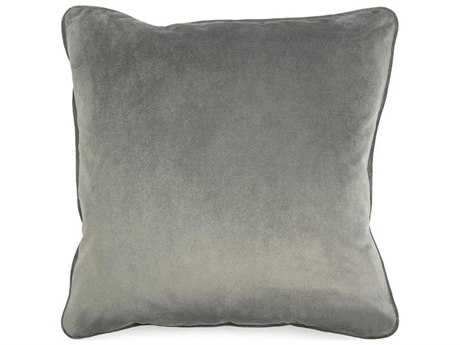 John Richard Solid Grey 20' Pillow JRAMP1036A