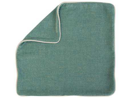 John Richard 20'' X 20'' Green & Neutral Pillow JRAMP94