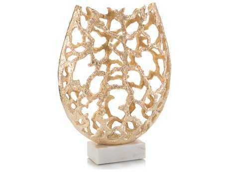 John Richard Primordial Gold Vase