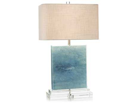 John Richard Ocean One-Bulb Table Lamp