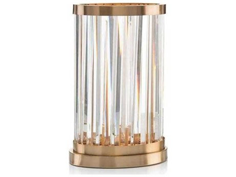 John Richard Lamps Clear Crystal Table Lamp JRJRL9653