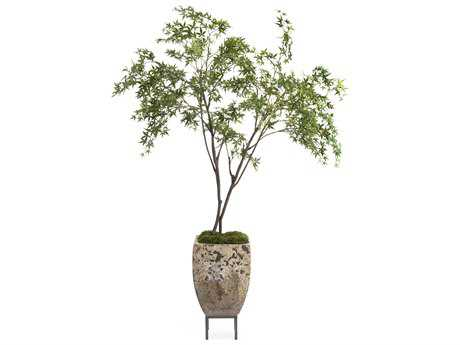 John Richard Emerald Maples Decorative Tree