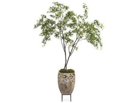 John Richard Emerald Maples Decorative Tree JRJRB3714