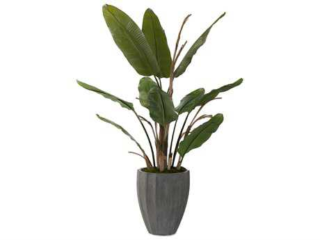 John Richard New Banana Tree Floral Arrangement JRJRB3407