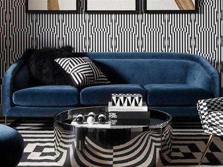 Jonathan Adler Bacharach Lido Reef Sofa Couch JON27516
