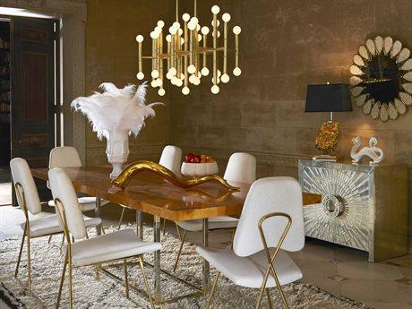 Jonathan Adler Bond Dining Room Set