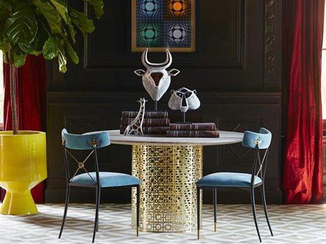 Jonathan Adler Nixon Dining Room Set JON21071SET