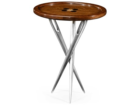 Jonathan Charles Alexander Julian Light Daniella 18 Round End Table