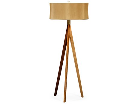 Jonathan Charles Alexander Julian collection Satinwood Light Floor Lamp JC495226SAL