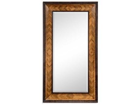 Jonathan Charles Bingley 59 x 92 Ebonized Floor Mirror