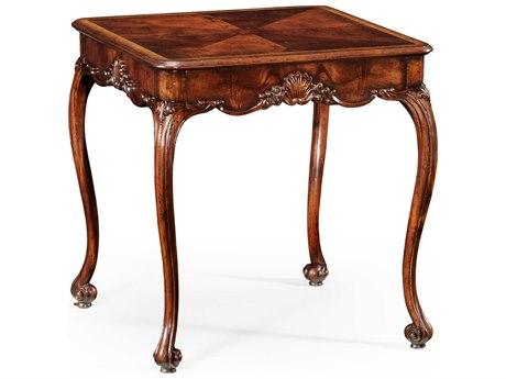 Jonathan Charles Buckingham Medium Antique Mahogany 24 Square End Table