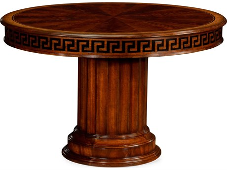 Jonathan Charles Buckingham collection Antique Mahogany Medium Pedestal Table