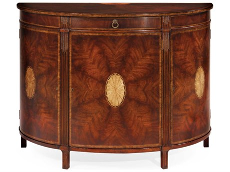 Jonathan Charles Buckingham Medium Figure Walnut 48 x 20 Buffet JC493076MAH