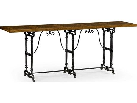 Jonathan Charles Cambridge 84'' Wide Rectangular Console Table