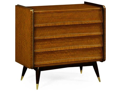 Jonathan Charles Cosmo Light Daniella Mid-century Chest of Drawers