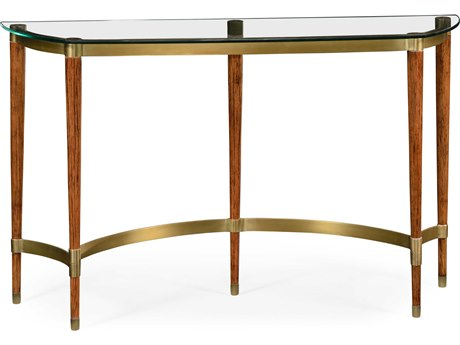 Jonathan Charles Cosmo collection Daniella Light Finish Console Table JC495314DLF