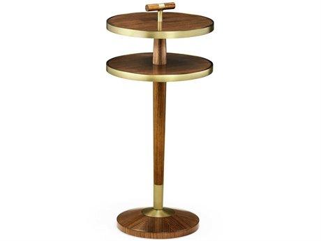 Jonathan Charles Cosmo Light Daniella 12 Round Pedestal Table