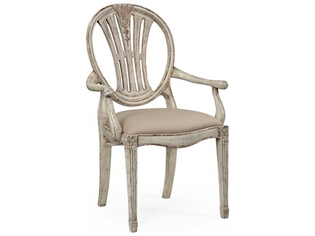 Jonathan Charles Country Farmhouse Painted Country Sage Dining Chair