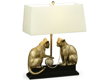 Jonathan Charles Curated Buffet Lamp JC495933DBR