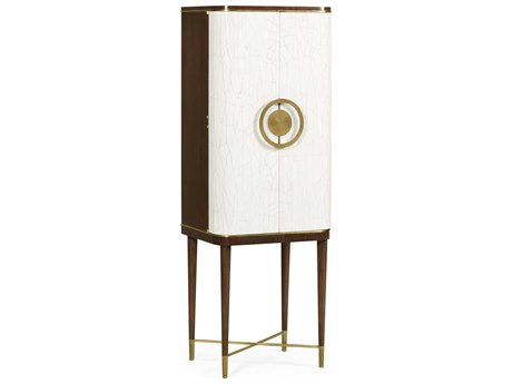Jonathan Charles Eclectic Bar Cabinet JC495893WRCPCC