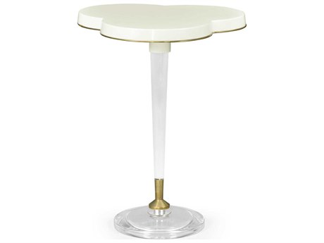 Jonathan Charles Eclectic 19'' Wide End Table