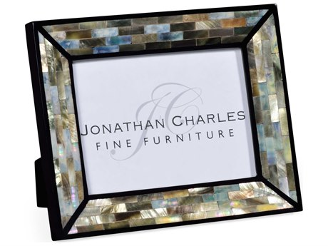 Jonathan Charles Indochine collection Grey Black Picture Frame JC495490GBM