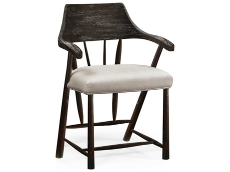 Jonathan Charles Casually Country Arm Dining Chair