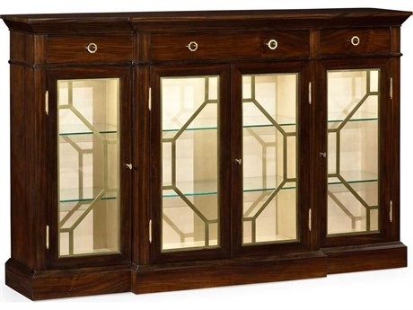 Jonathan Charles Octavia collection Calista Finishing On Veneer China Cabinet JC495415DST