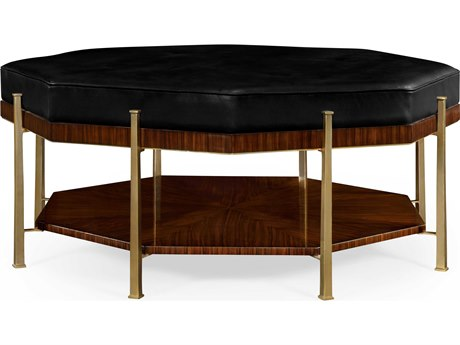 Jonathan Charles Octavia collection Calista Finishing On Veneer Coffee Table JC495574DSTL012