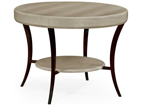 Jonathan Charles Opera collection Grey Sycamore Finish Foyer Table JC494010GSH