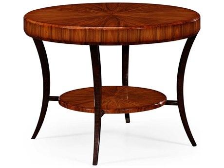 Jonathan Charles Santos collection Santos Rosewood Satin Foyer Table JC494010SAS