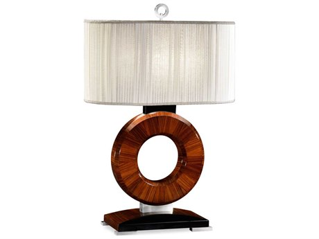 Jonathan Charles Santos collection Santos Rosewood High Lustre Table Lamp JC494989SAHSTS