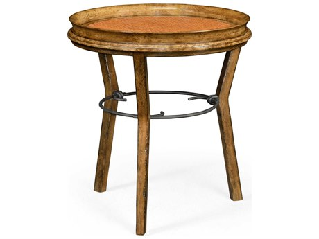 Jonathan Charles Sussex 26'' Wide Round End Table