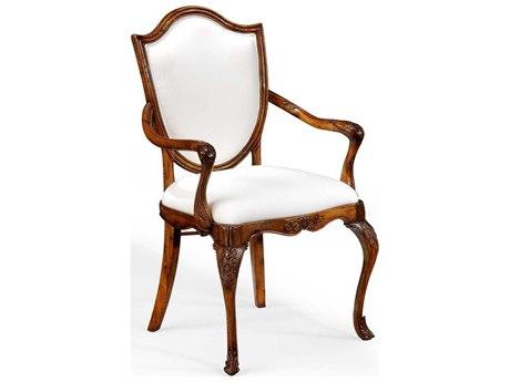 Jonathan Charles Versailles Satinwood Medium Dining Chair