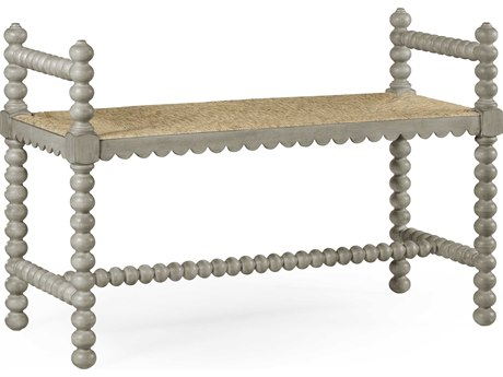 Jonathan Charles William Yeoward Country Grey Accent Bench JC530008CGR