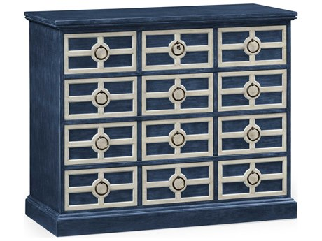 Jonathan Charles William Yeoward collected Midmoor Blue Chest of Drawers JC530130BLU