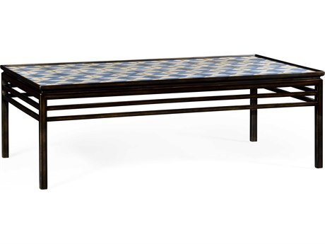 Jonathan Charles William Yeoward Collected 56'' Wide Rectangular Coffee Table