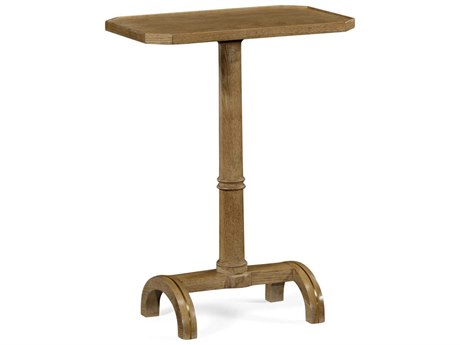 Jonathan Charles William Yeoward Collected - Country House Chic Langkawi Oak Minna's End Table JC530164WAO
