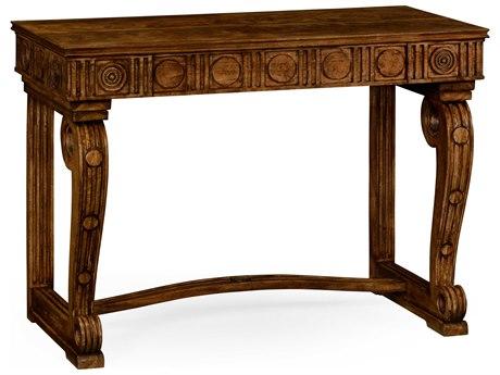 Jonathan Charles William Yeoward Grey Fruitwood 50.5 x 24 Rectangular Console Table
