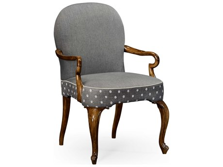 Jonathan Charles William Yeoward Grey Fruitwood Dining Chair