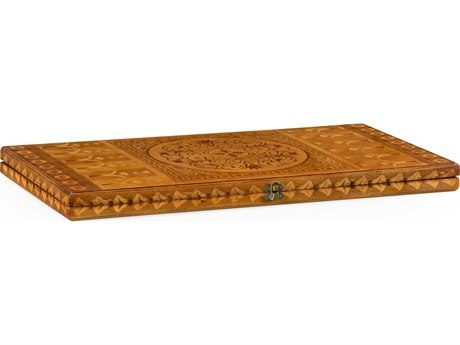 Jonathan Charles Windsor collection Satinwood Medium Game Table JC495589SAM