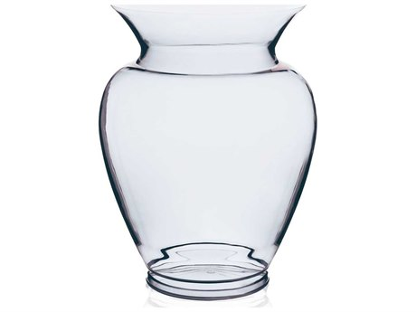 Kartell Boheme Transparent Crystal Vase