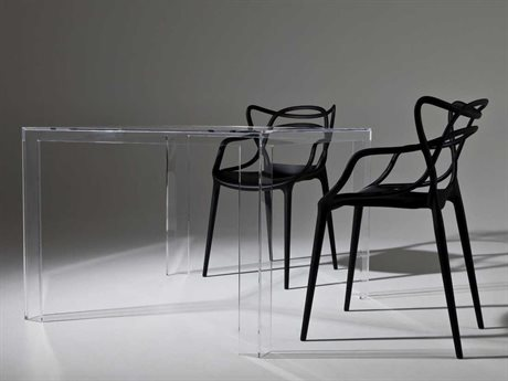 Kartell Invisible Dining Room Set