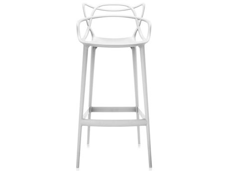 Kartell Masters White Bar Stool KAR586803