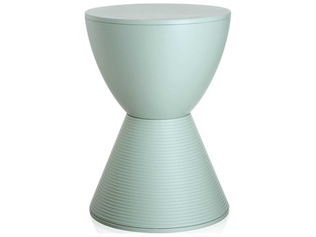 Kartell Prince Aha Fennel Green Accent Stool