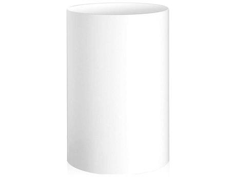 Kartell Waste White Basket Storage Bin KAR467003