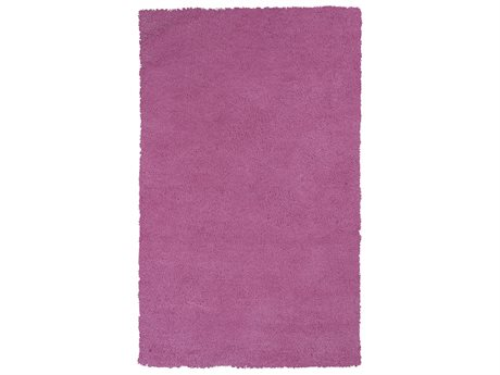 KAS Rugs Bliss Hot Pink Area Rug KG1576